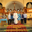 2019 St. Kilian Women's Guild May Crowning of Blessed Mother Mary photo album thumbnail 2